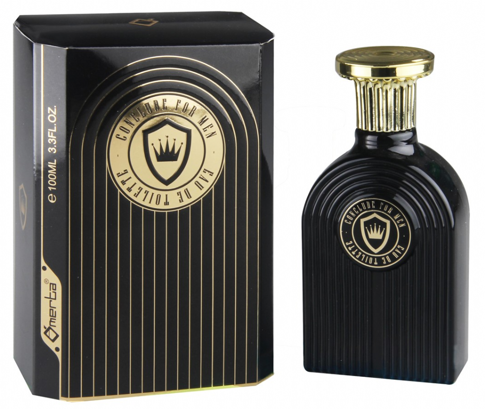 Omerta Mens Aftershave Conclude 100ml EDT